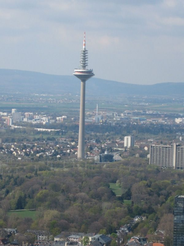 Fernmeldeturm Frankfurt